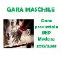 PROGRAMMA GARA MASCHILE 2018/2019